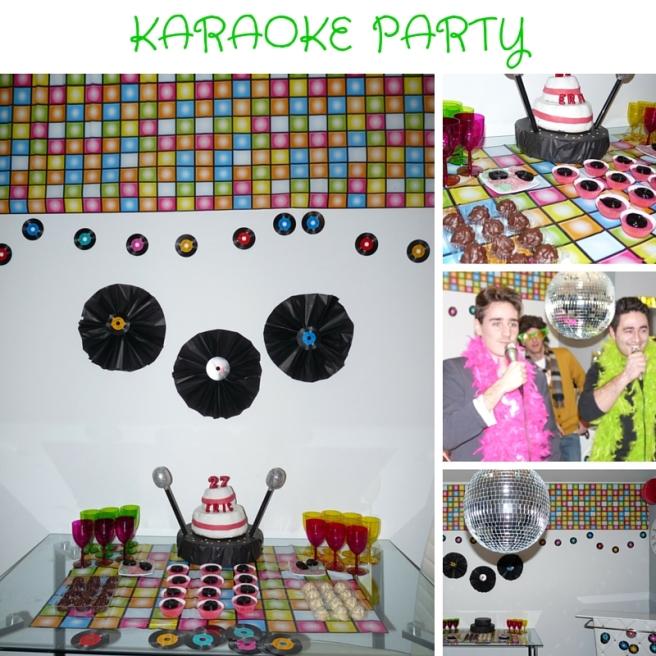 THE PARTY VILLE karaoke