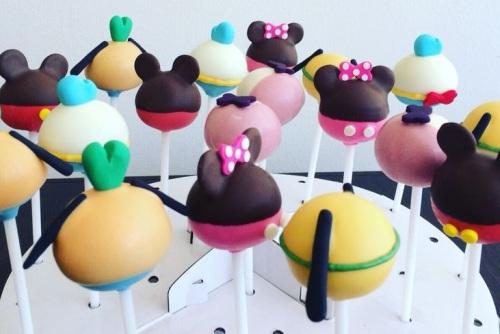 Disney Characters Popcakes I
