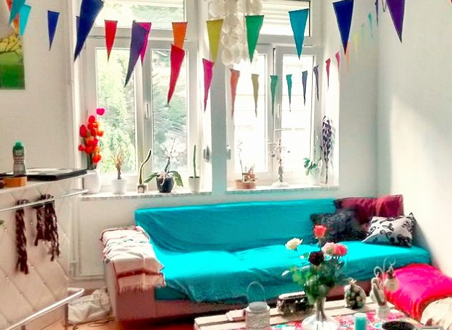 Bohemian Party Deco Ideas