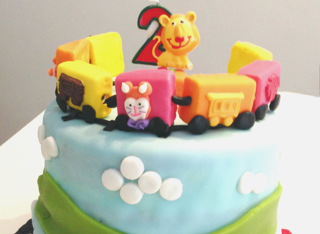 Cake Cars and Trains