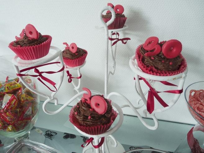 30 Birthday Cupcakes