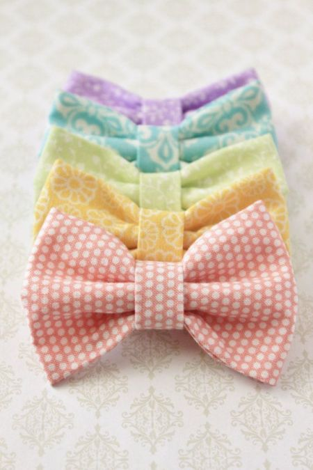 Bows colors