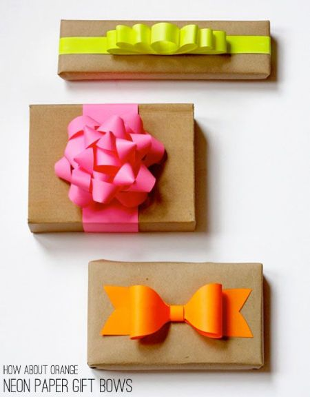 Bows gifts