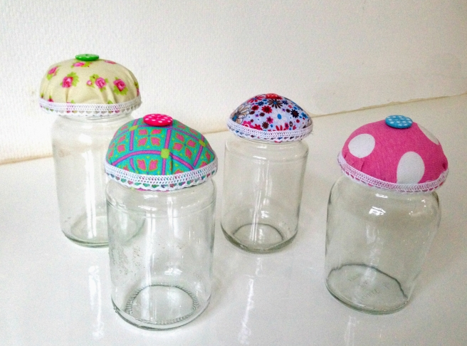 Cupcake Jars Medium