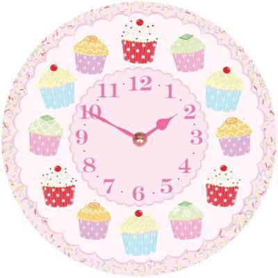 Cupcakes Clock