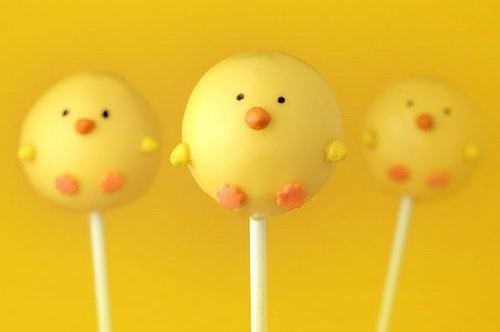 Disney Characters Popcakes Chicken