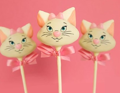 Disney Characters Popcakes Kitty