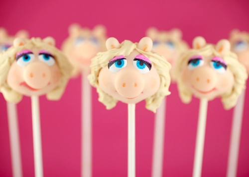 Disney Characters Popcakes Peggy 2