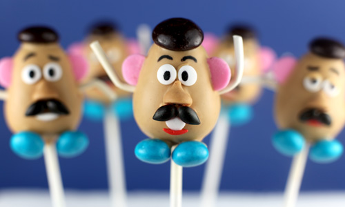 Disney Characters Popcakes Potato 2