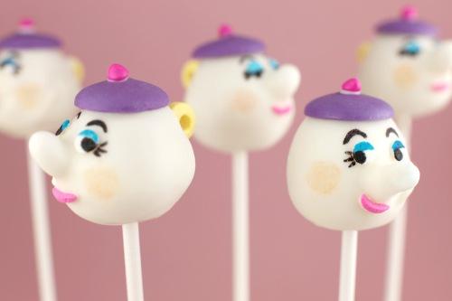 Disney Characters Popcakes Potts
