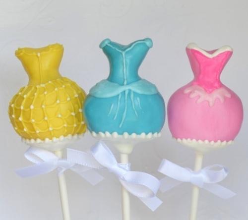 Disney Characters Popcakes Princess