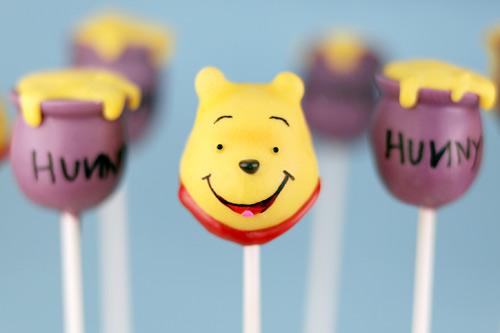 Disney Characters Popcakes Winni 4