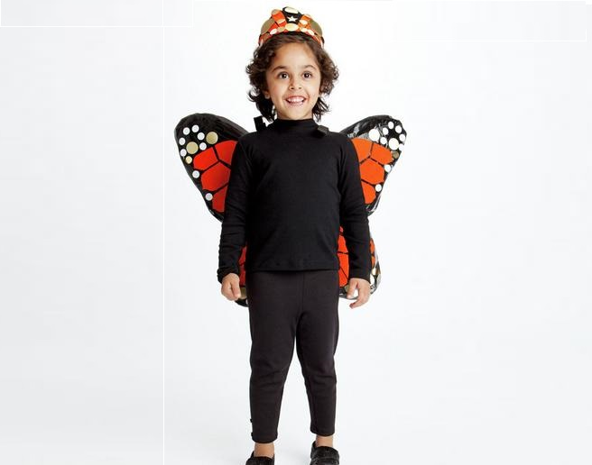 Butterfly Ecofriendly Costume