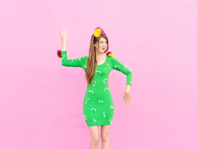 Cactus Ecofriendly Costume