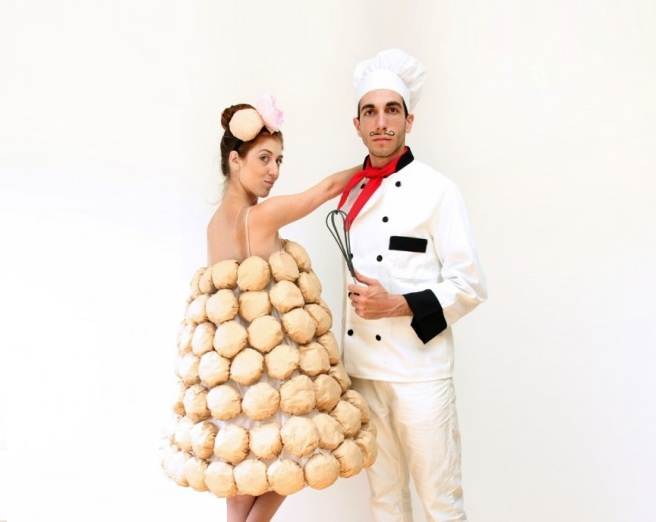 Chef and Ferrero