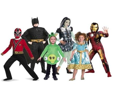 Costume Swap Halloween