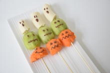 DIY Halloween Skewers