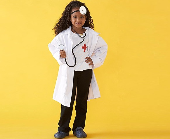 Doctor Ecofriendly Costume