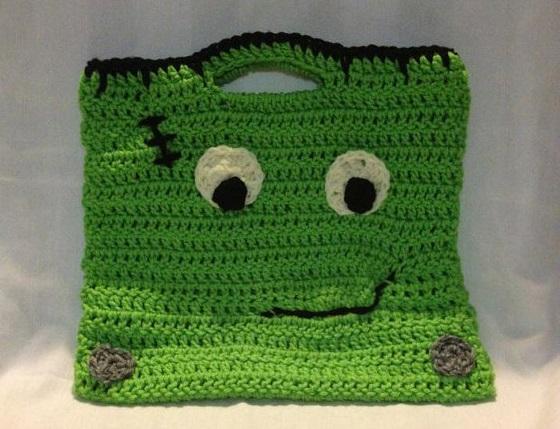 Eco Halloween Bag
