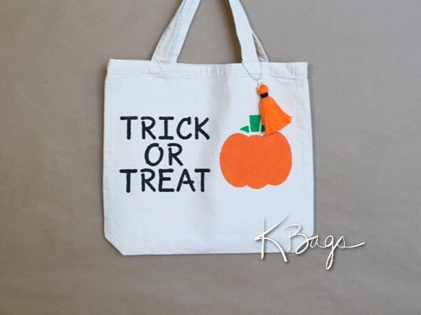 Eco Halloween Treat Bags