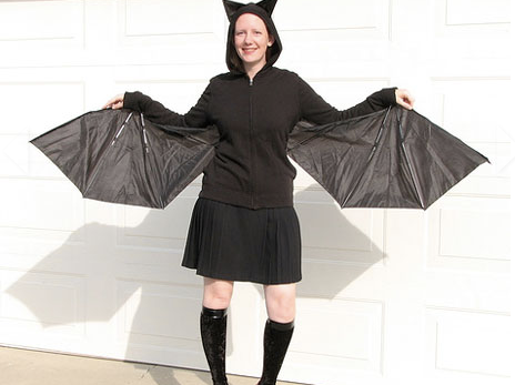Ecofriendly Halloween Costume