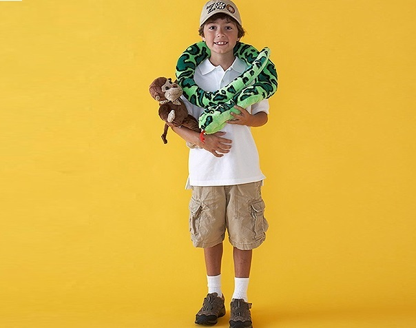 Explorer Ecofriendly Costume