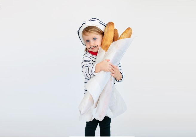 French Ecofriendly Costume