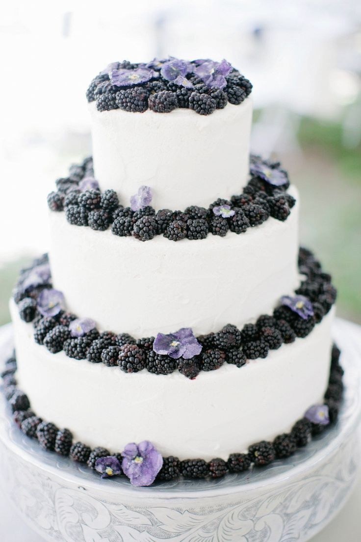 Easy Ways to Decorate Wedding Cakes | The Party Ville – Party ...