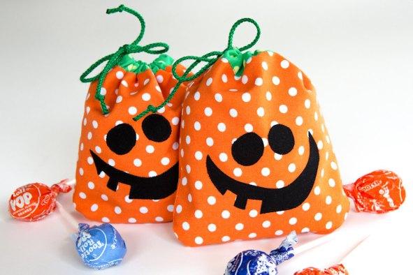 Halloween Eco Bags