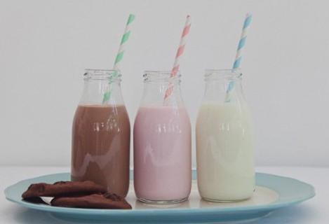 Milk Jars Simple