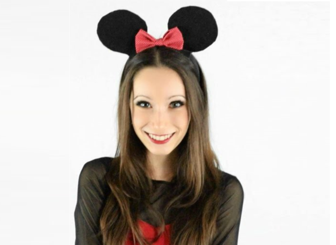 Minni Mouse Ecofriendly Costume