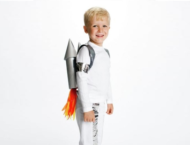 Rocket Ecofriendly Costume