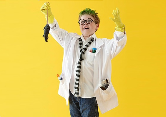 Scientist Ecofriendly Costume