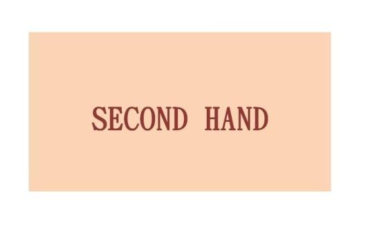 Second Hand Costume