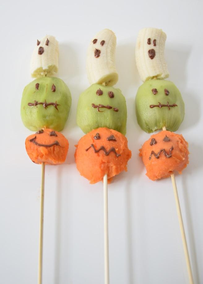 Skewers Halloween