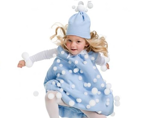 Snowball Ecofriendly Costume