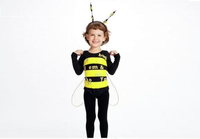 Bee Ecofriendly Costume