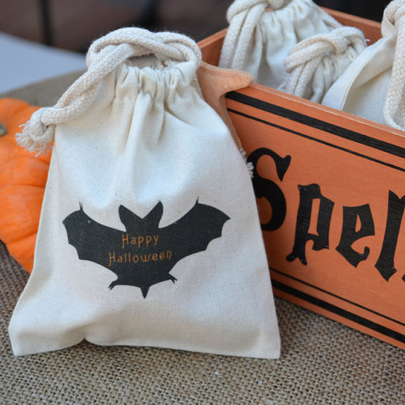 Treat Bags Eco Halloween