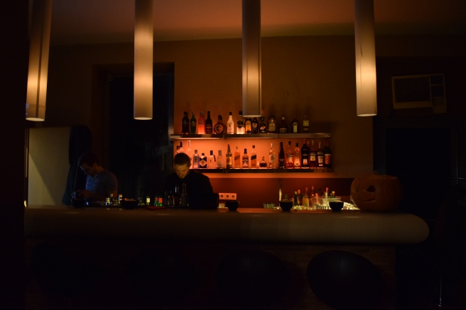 Halloween Bar