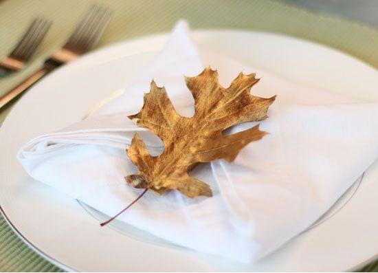 Christmas Decoration Leaf