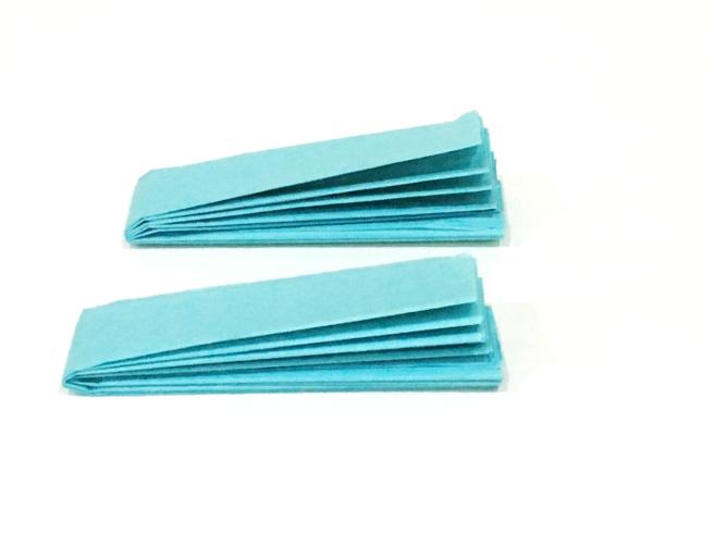 Paper Fans Step 8