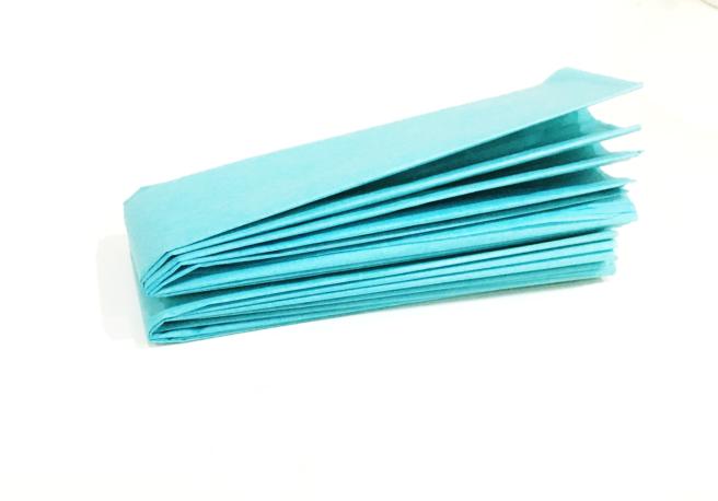 Paper Fans Step 9