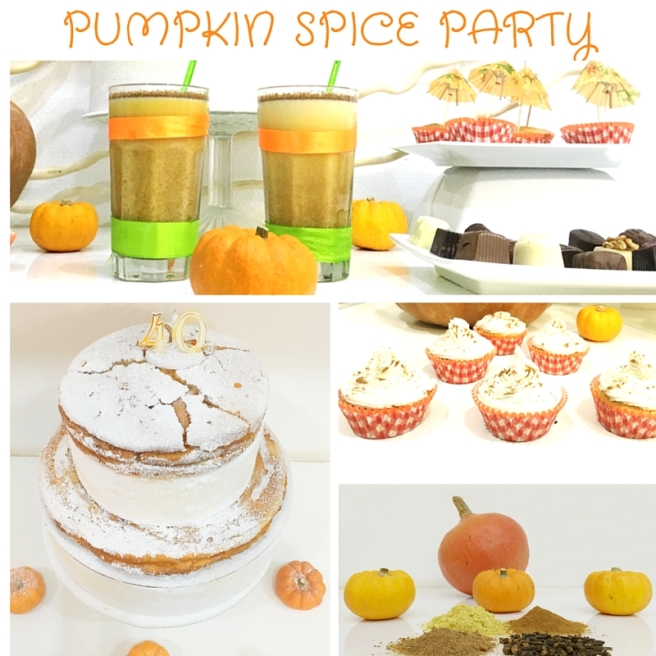 Pumpkin Spice Party
