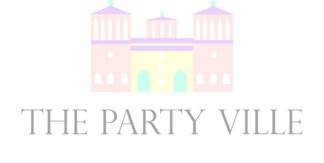 The party ville new logo