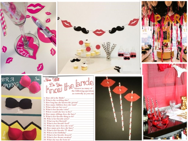 Bachelor party decoration ideas best 25 bachelorette for Alexandria mediterranean cuisine novi mi menu
