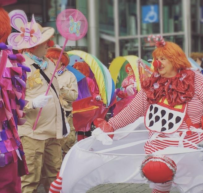 Carnival Cologne 2016