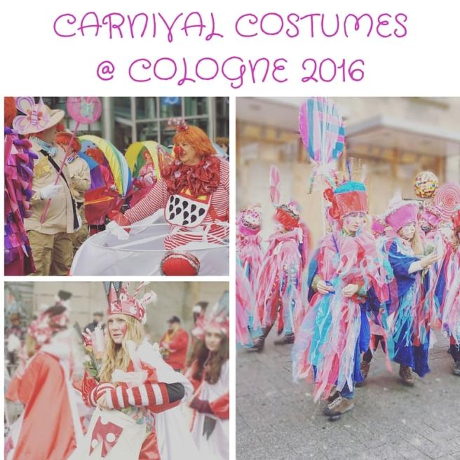 Carnival Costumes Cologne
