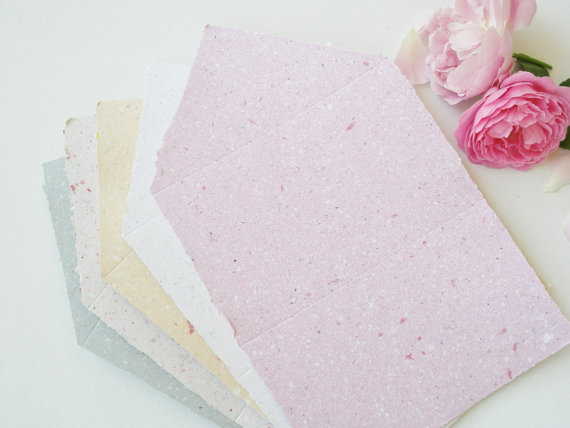 DIY Recycled Paper