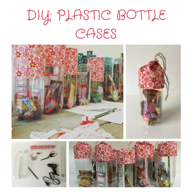DIY PLASTIC BOTTLE CASES