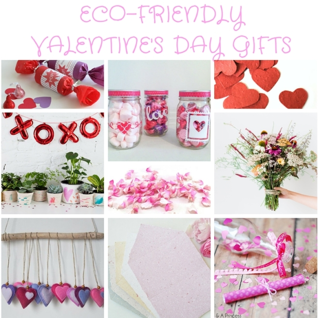Valentine's Day Eco Gifts